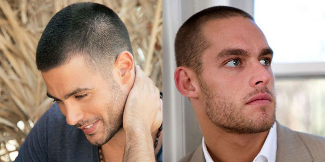 Buzz Cut Male Hairstyles