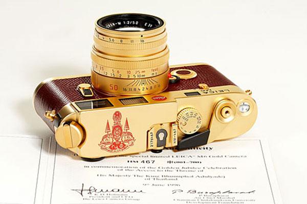 กล้อง Leica รุ่นพิเศษ