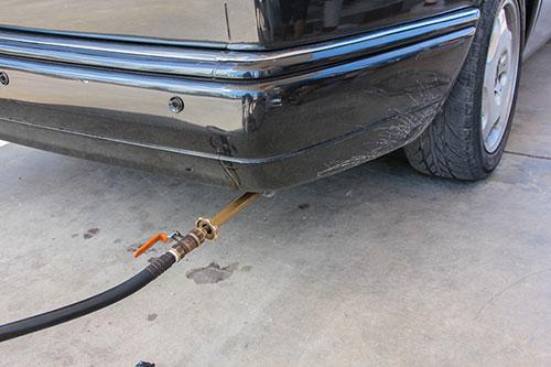 วิธีดูแลรถยนต์ติดแก๊ส
