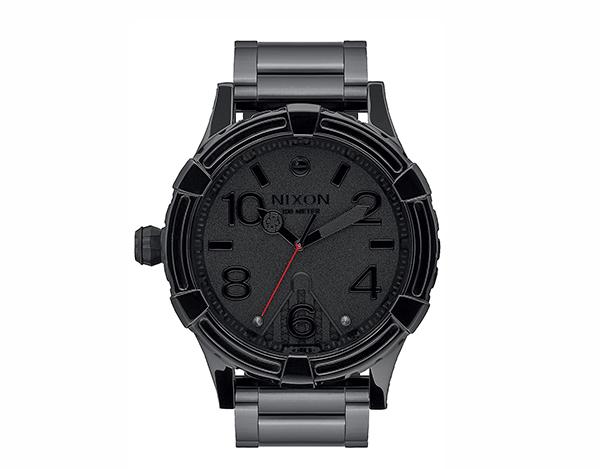 นาฬิกาข้อมือหน้าปัดใหญ่