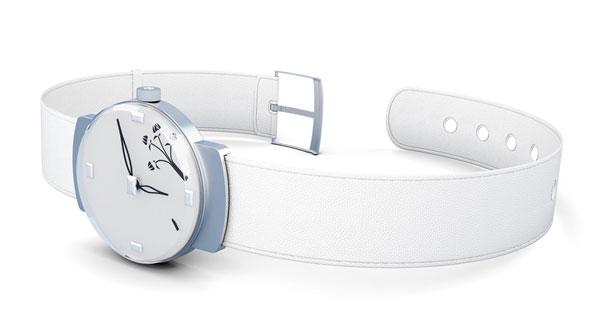วิธีทำให้สายนาฬิกาขาวแบบง่าย ๆ ทำได้ด้วยตัวเอง