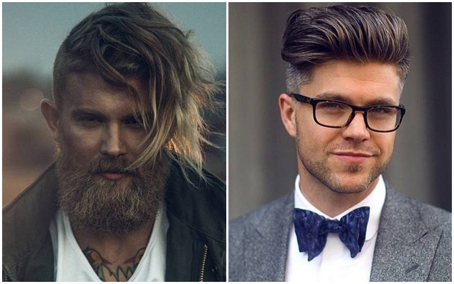 Men's hairstyles for summer