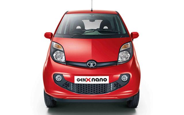 Tata GenX Nano 2016