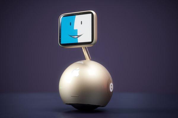 iRis หุ่นยนต์ช่วยดูแลบ้าน