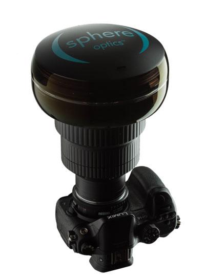 Sphere Pro เลนส์ 360 องศา