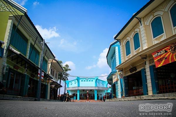 ชมเฌย ย้อนอดีตกับเมืองเก่า
