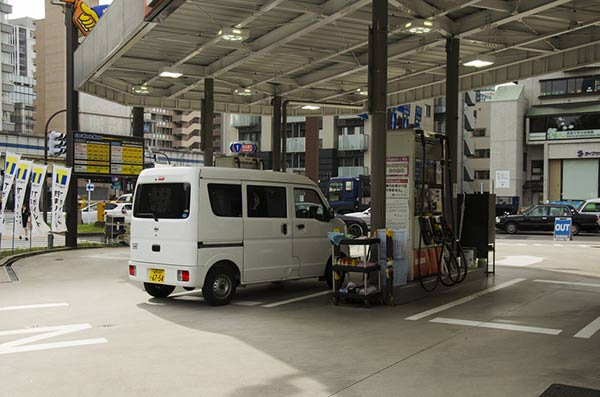 วิธีขับรถในญี่ปุ่น