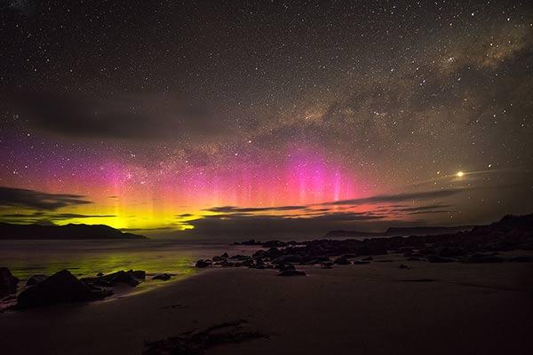 พิชิตแสงใต้ นิวซีแลนด์