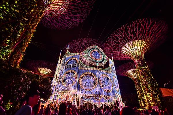Christmas Wonderland 2017 สิงคโปร์