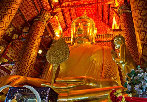 สถานที่ไหว้พระองค์ใหญ่ทั่วไทย