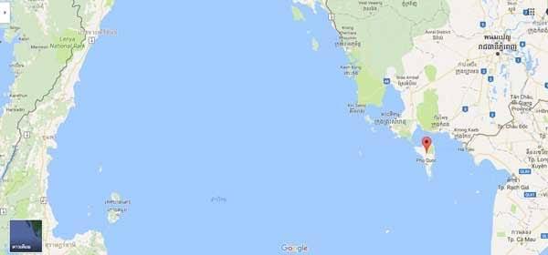เกาะฟู้ก๊วก เวียดนาม