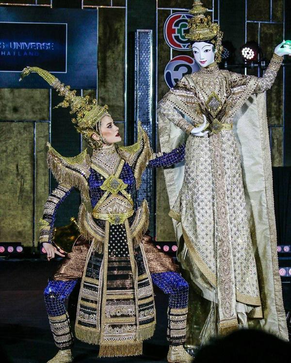 ปี 2017 : มารีญา พูลเลิศลาภ มิสยูนิเวิร์สไทยแลนด์ 2017