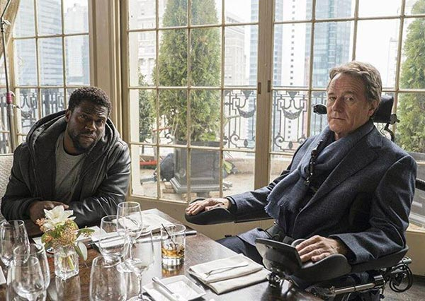 The Intouchables 2017