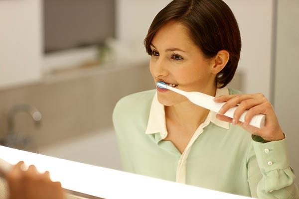 แปรงสีฟัน