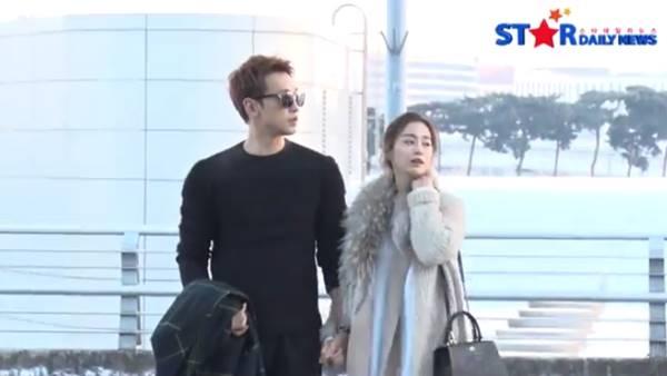 เรน - คิมแตฮี พบสื่อหลังแต่งงาน มุ่งหน้าฮันนีมูนบาหลี