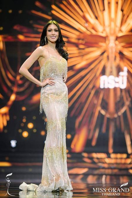 แพม เปมิกา Miss Grand Thailand