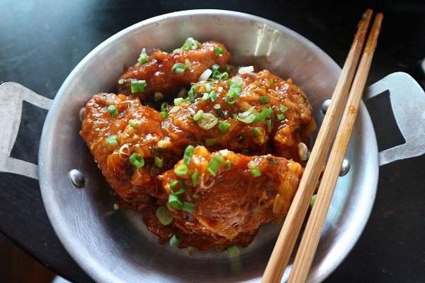 วิธีทำไก่ทอดบอนชอนชีส