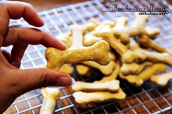 สูตรขนมหมา Homemade