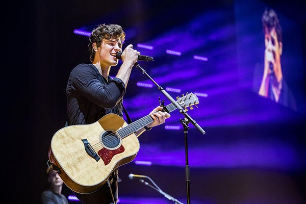 Shawn Mendes Live in Bangkok