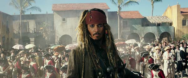 Pirates of the Caribbean Salazar s Revenge