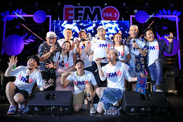 EFM Six Pack on The Beat #4