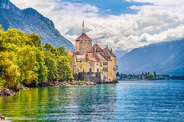 เที่ยวสวิตเซอร์แลนด์