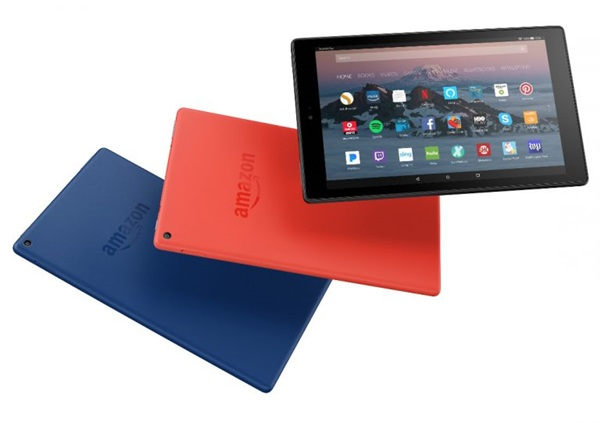 Fire HD 10 Tablet (2017)