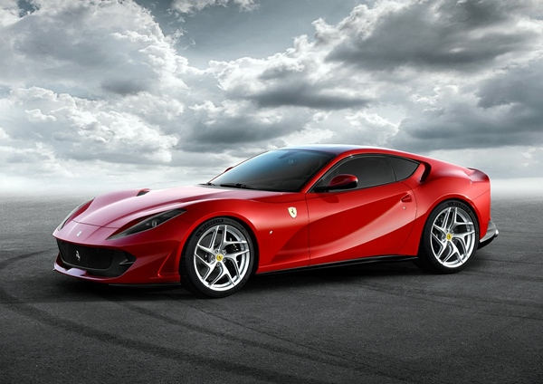 Ferrari 812 superfast​