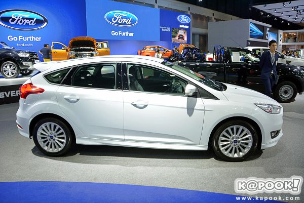 Ford Focus Ecoboost Trend 1.5 Turbo