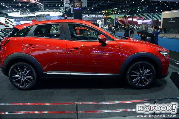 Mazda CX-3 ปี 2017