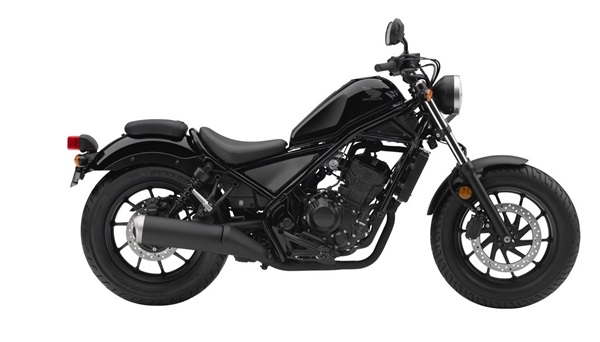 Honda Rebel 300 ปี 2017