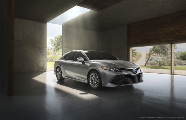 T​oyota Camry 2018