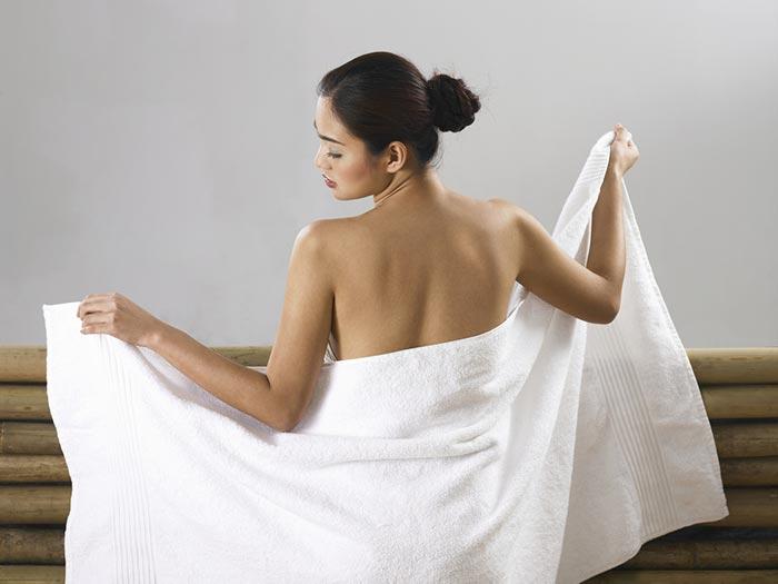 อาบน้ำหน้าหนาว