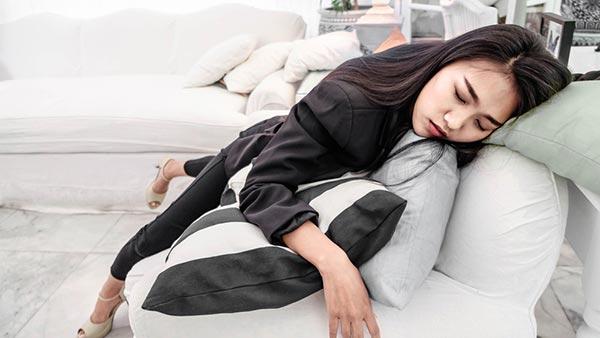ข้อเสียของการนอนน้อย