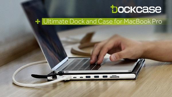 DockCase เคส MacBook Pro