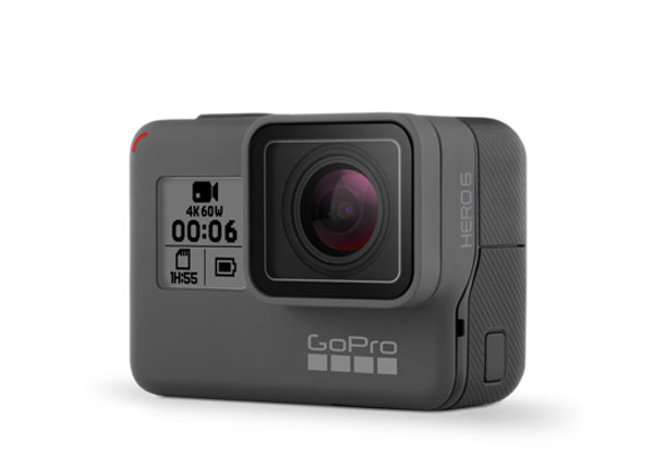 GoPro Hero6 Black และ GoPro Fusion