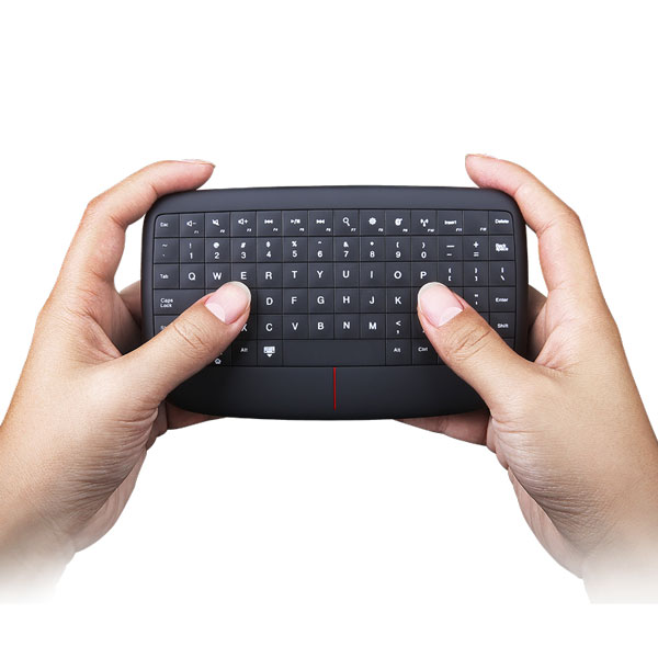 Lenovo เปิดตัว Controller เม้าส์-คีย์บอร์ดไร้สายในตัว