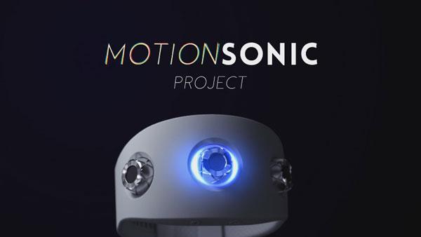 Motion Sonic กำไลอัจฉริยะ