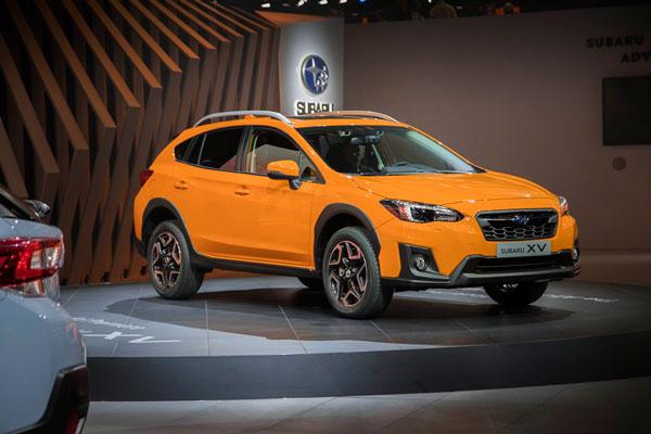 All-New Subaru XV 2018