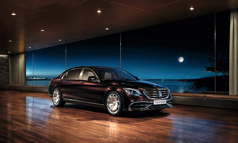 Mercedes-Maybach S 560 Premium