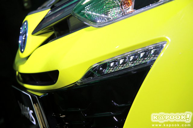 Toyata Yaris Hatchback 2017