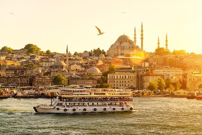 เที่ยวตุรกี
