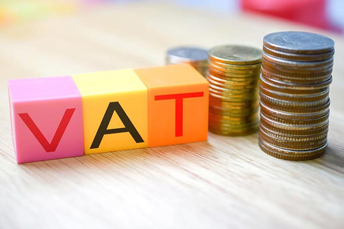 ภาษี vat