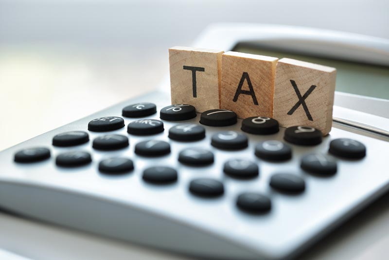 วิธีคำนวณภาษี
