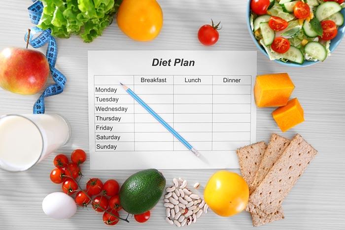 วิธีลดน้ำหนัก 5 กิโลกรัมใน 7 วัน