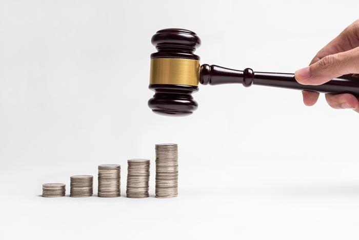 กฎหมายการเงิน
