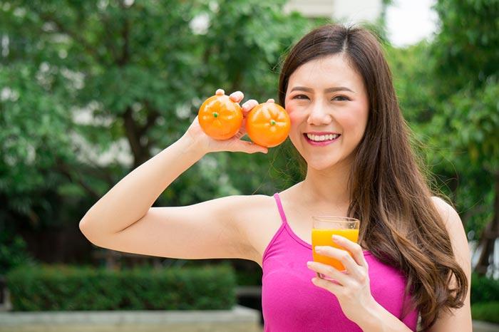 ส้มมีสรรพคุณมากกว่าที่เราคิดเยยอะเลย