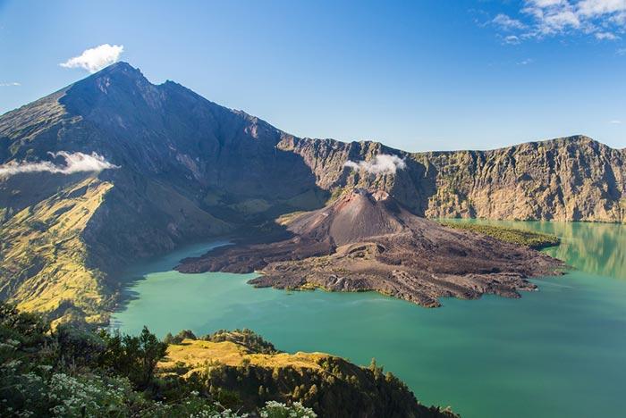 เกาะลอมบอก อินโดนีเซีย