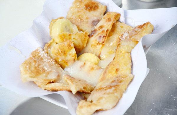11 สูตรทำขนมไส้กล้วย