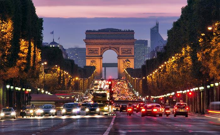 ไปฝรั่งเศส ไปที่ไหนบ้างดีนะ